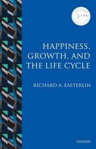 "Book cover ""Happiness, growth, and life cycle"""
