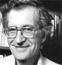 Image Noam Chomsky